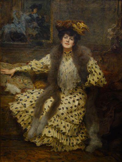 Au temps de Klimt