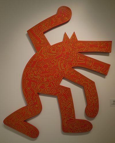 Super Keith Haring AO11
