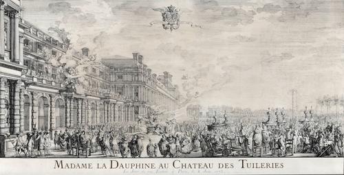 Le Louvre au temps des lumières